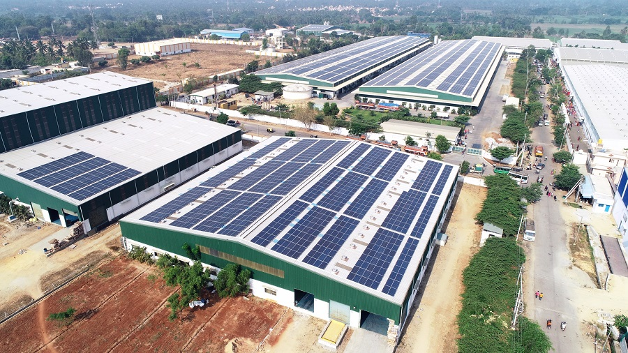 Orb Energy commences installation of third phase of Klene Pak's 7.63 megawatt rooftop solar system – one of India's largest multi-site rooftop solar installations
