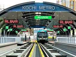 Kochi Metro to double its solar power usage to 40 per cent