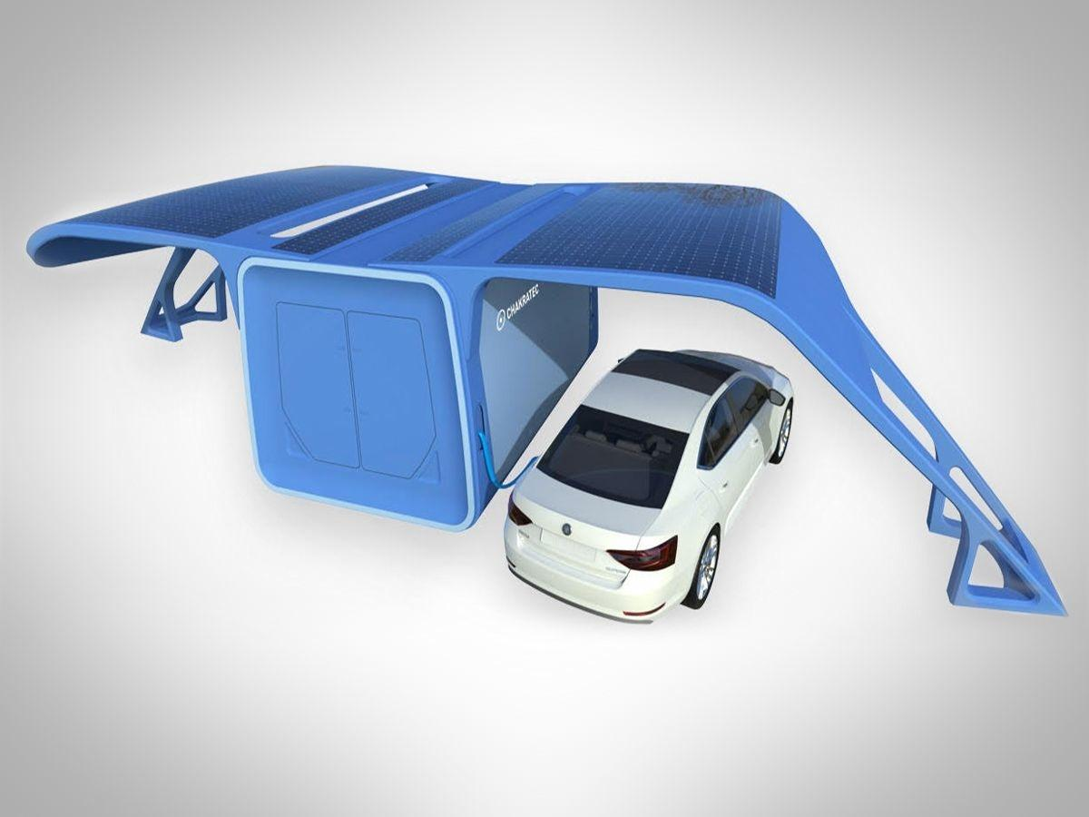 Low Electric Car Charging Rate Issue Has A New Solution: Kinetic Energy Storage