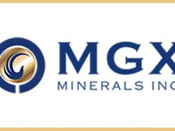 MGX Minerals Announces Breakthrough in Development of High-Energy Lithium-Ion Batteries