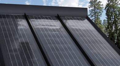Midsummer moves into the customer market for solar panels with new BIPV metal sheet solar roof