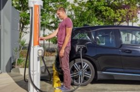 New opportunities with electric vehicle charging stations
