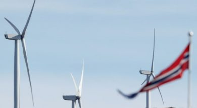 Norway OKs wealth fund investments in unlisted green energy