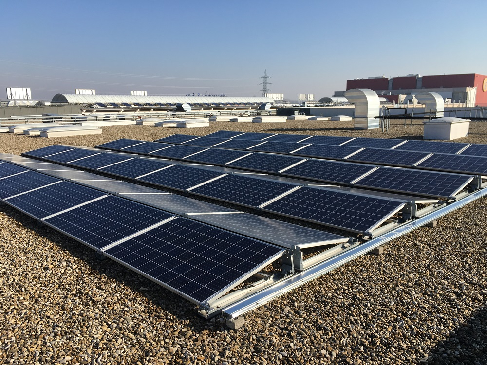 Q CELLS modules power 2.5 MW rooftop project at 21 supermarket sites in Italy