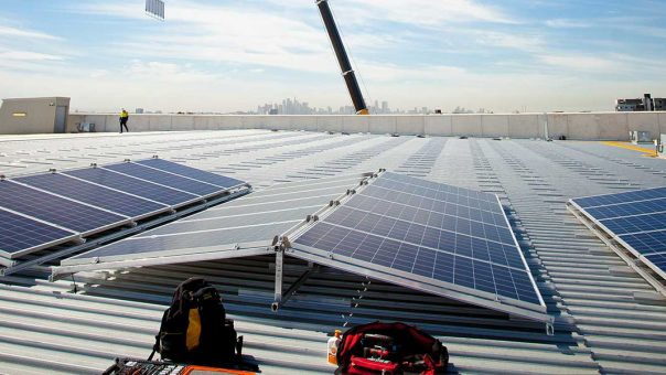 Redeployable solar to be trialled on shopping centres