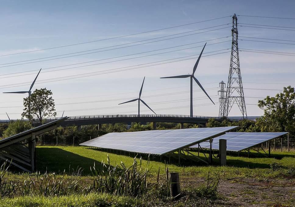 Renewable Energy Index – March 2019