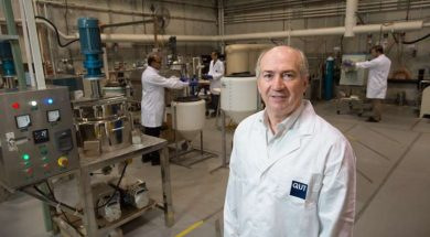 Researchers charge ahead on battery storage