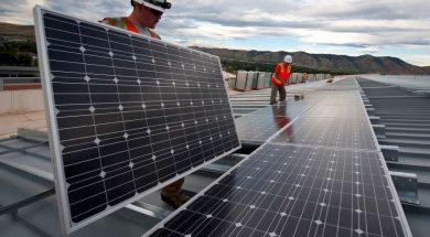 Shift from kerosene to solar to improve power supply