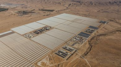 Shikun & Binui to Launch Commercial Operations of Negev Energy Thermo-solar Power Plant at Ashalim