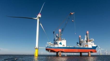 Siemens Gamesa wins wind turbine deal from Eolien Maritime France
