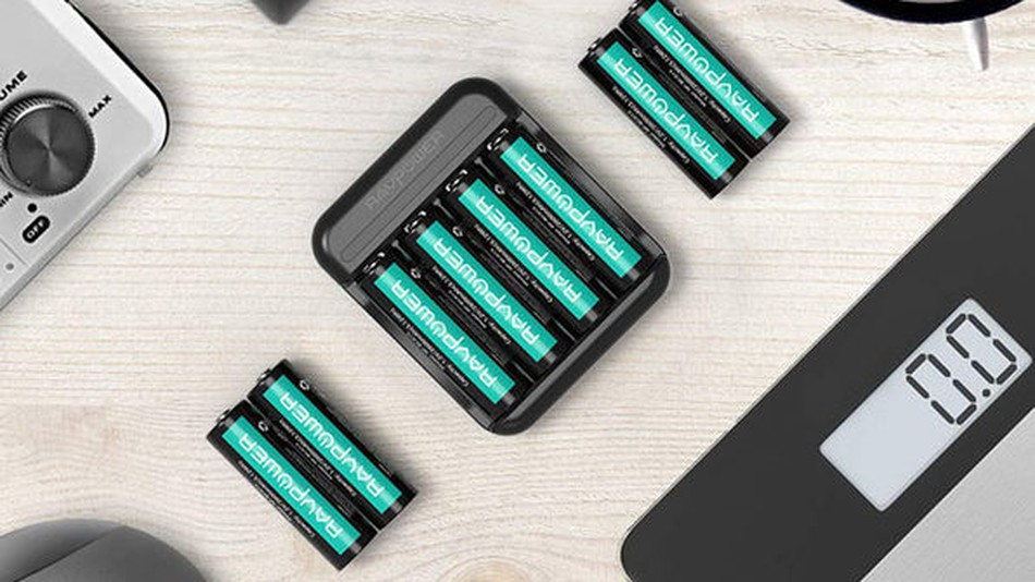Snag these eco-friendly, rechargeable batteries while they're on sale