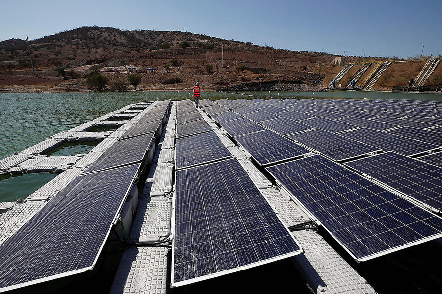 Solar Standouts: Jordan, India, and Chile set pace on renewable energy