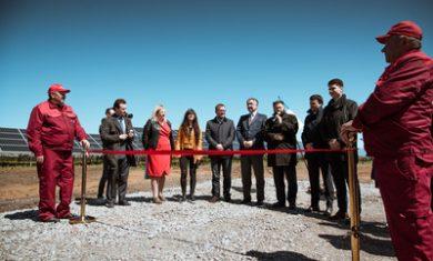 TIU Canada-TIU Canada Announces Official Opening of Solar Energy