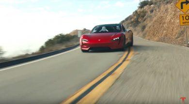 Tesla's next-gen Roadster will exceed 1,000 km of battery range, says Elon Musk
