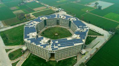 University Solar Pic