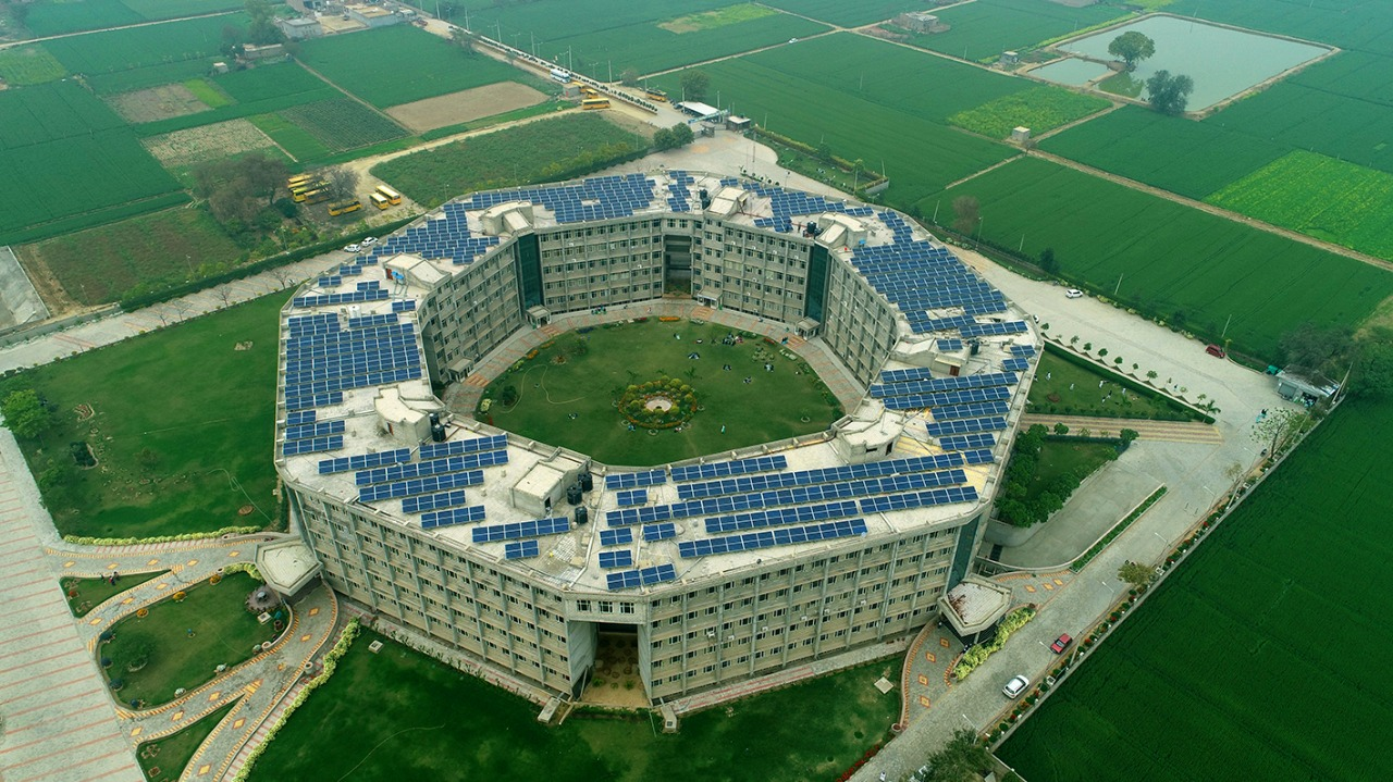 Akal University switches on Punjab's Largest Solar Energy project in rural institutions