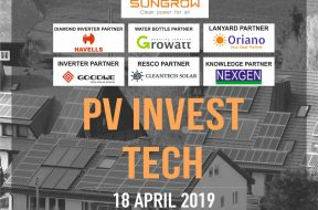 Gurugram EQ – PV Invest Tech Conference on April 18, 2019 at Hotel The Leela Ambience, Gurugram