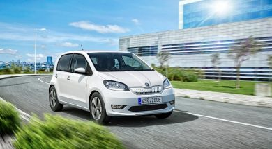Škoda launches all-electric car for less than $20,000
