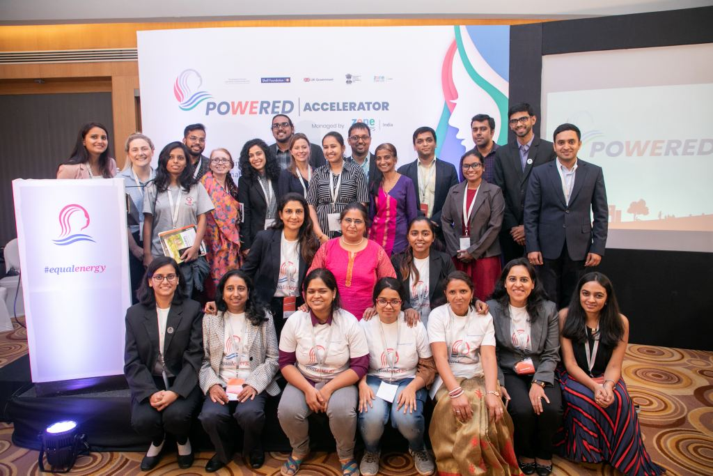8 Women-led energy startups receive a Seed Fund of up-to $10,000