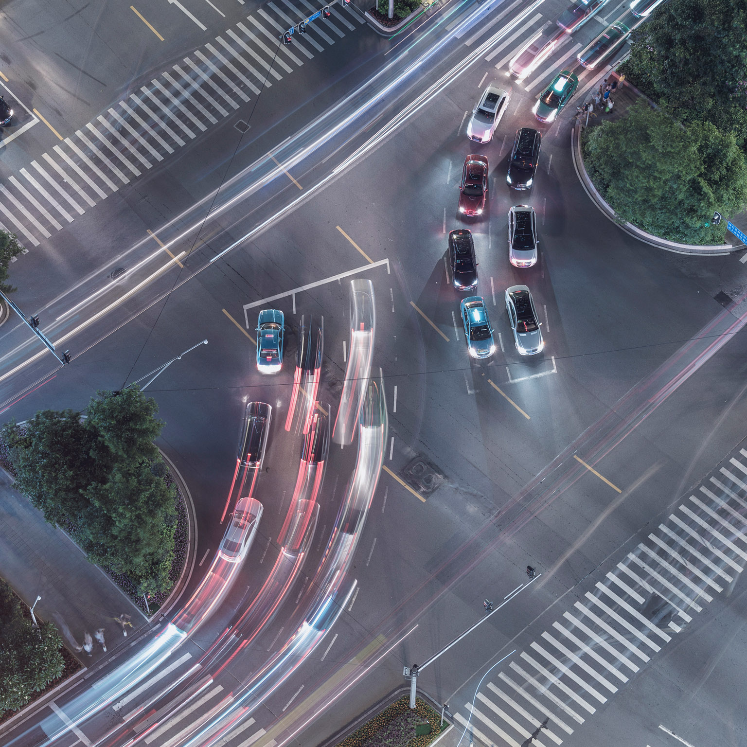 A new look at autonomous-vehicle infrastructure