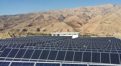 ADB Private Sector Deal to Promote Solar Power in Afghanistan