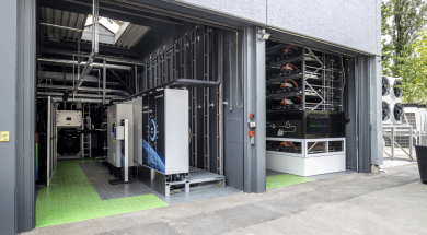 Audi sets up 1.9 MWh battery storage in Berlin