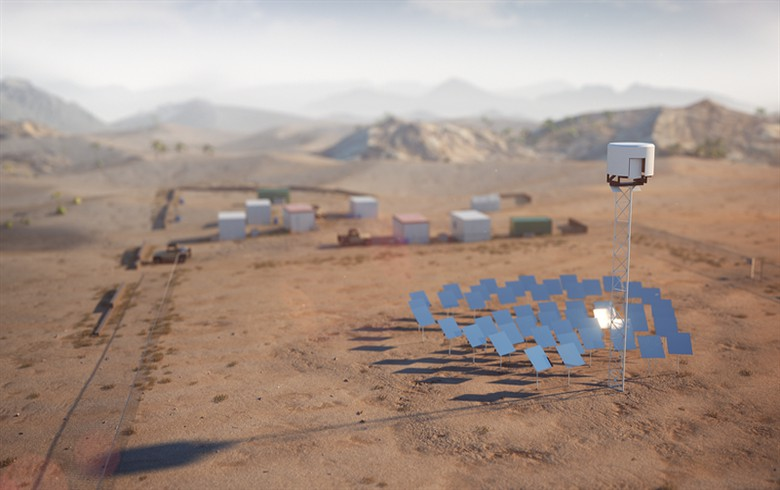 Azelio's Unique Energy Storage now Also for Solar PV and Wind Power