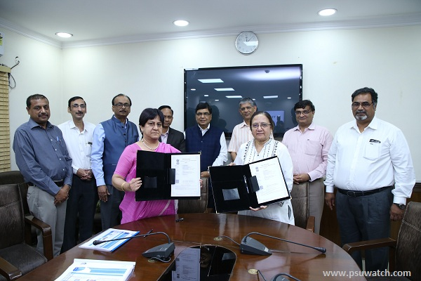 BHEL signs MoU with ARAI for e-mobility projects