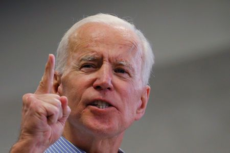 Biden defends record on climate, says plan coming 'very shortly'