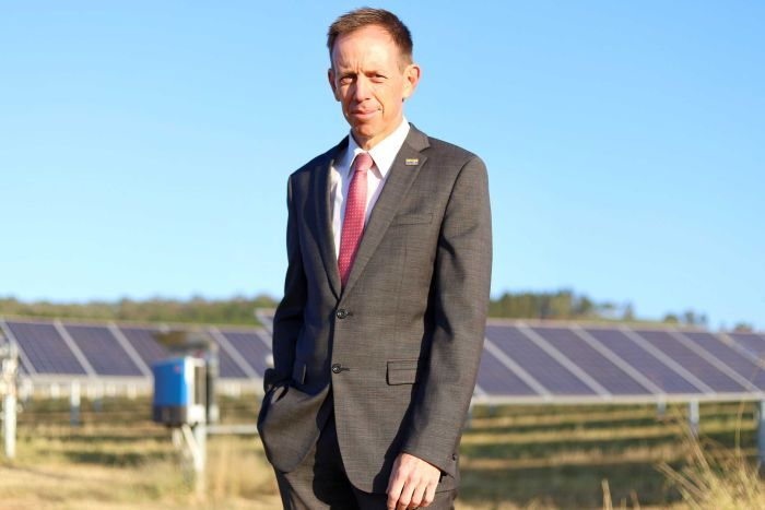 Canberra will be first Australian city to run on 100% on renewable energy from October 1