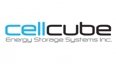 CellCube Announces Prestigious EES,Intersolar Award