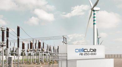 CellCube Announces the First International Sale for Enercube