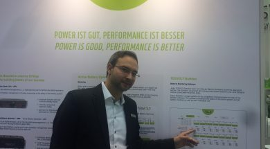 Certification for different territories the 'main' challenge for ESS R&D, Tesvolt CEO says