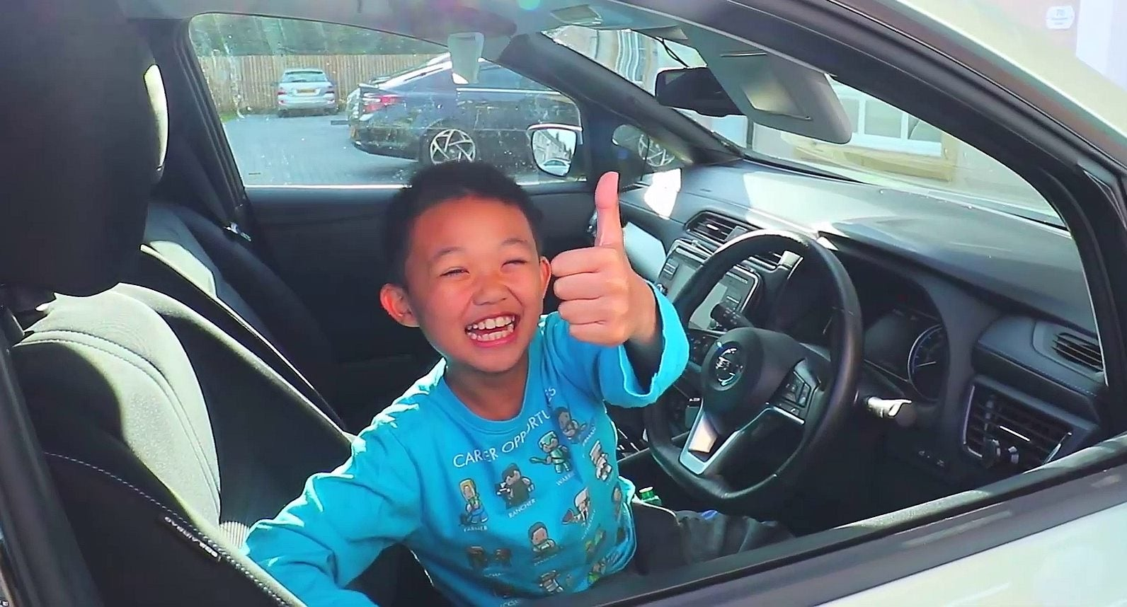 Charging An EV Is Child's Play!
