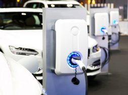 Charging points soon for EVs