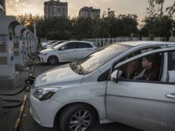 China's growing electric vehicles market could threaten gasoline demand- expert analysis