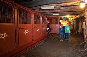 Coal mining museum powered by solar PV and battery storage