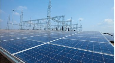 Commissioning of 50Mwac Solar Power Project in the State of UP by Adani Green Energy