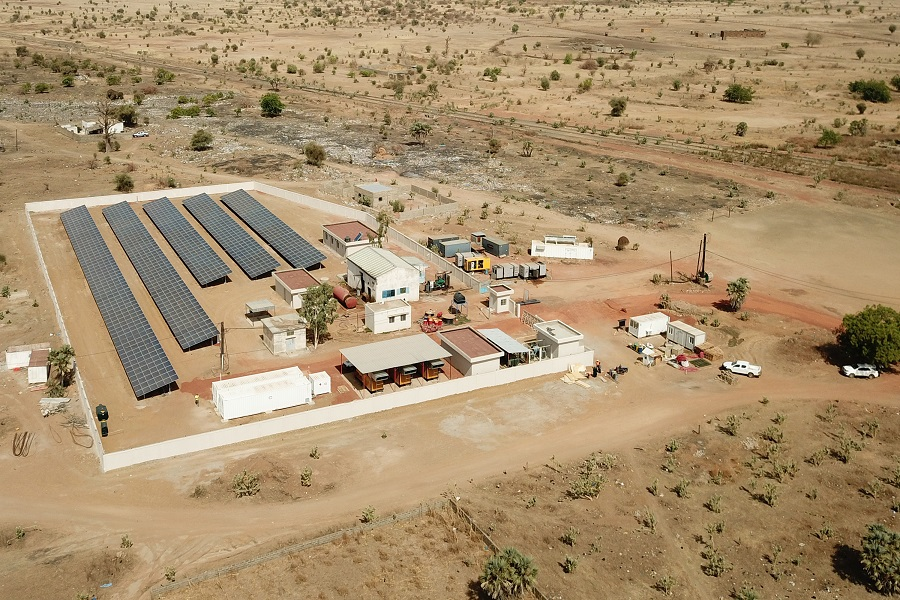 DHYBRID to supply control and energy storage solution for seven hybrid plants in Senegal