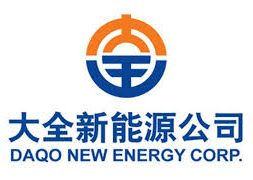 Daqo New Energy Announces Unaudited First Quarter 2019 Results
