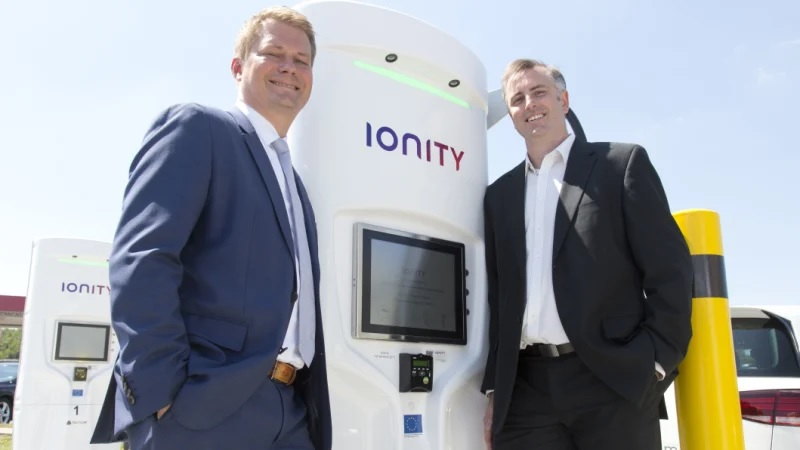 Electric vehicle charging startup takes on world first, Australia second