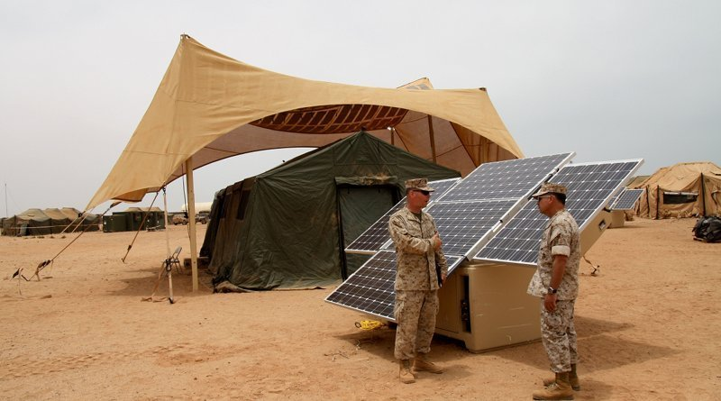 Energy And The Military: Leading By Example – Analysis