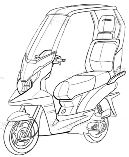 Exclusive: TVS working on electric scooter with solar roof