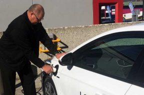 First ultra-rapid 350kW electric car charger to be installed in Tasmania