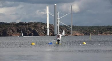 Floating Offshore Wind Holds Promise for Vertical-Axis Turbines