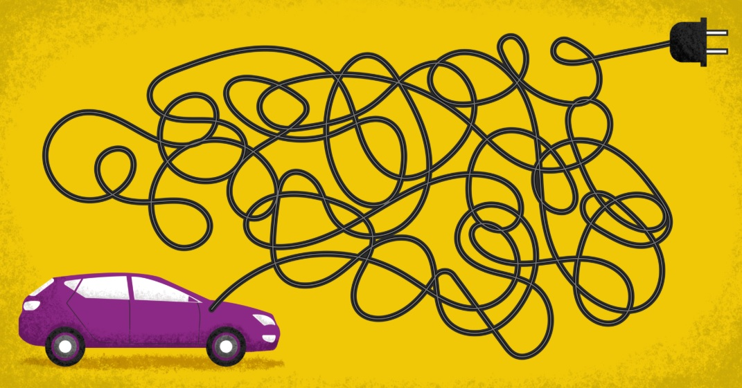 For Widespread Adoption of Electric Vehicles, Many Roadblocks Ahead