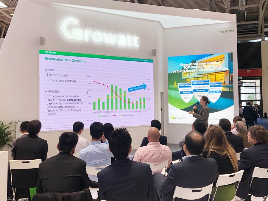 Growatt Unveils Next Generation PV Solutions Amid Growing European Solar
