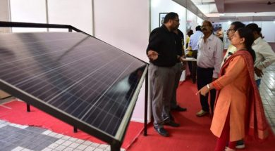 High time to use renewable, eco-friendly energy