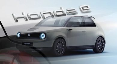 Honda Efficiently Names Its New Electric Car with Just One Letter-1