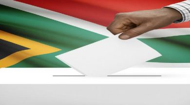 How important are climate issues in South African elections